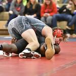 LEHS Wrestling vs Darlington 1-4-17