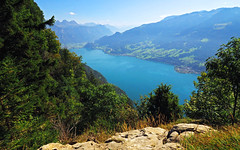 Walensee (maese.wyss) Tags: lake panorama mountain view
