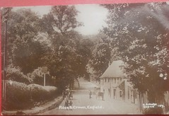 187, Rose and Crown (Hodge postcards) Tags: clayhill roseandcrown roaecrown hillyfields postcard cahodge hodge chashodge photographer