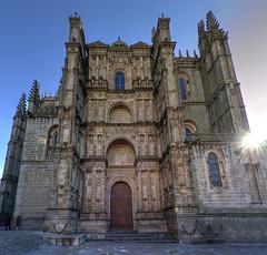 Catedral Nueva de Plasencia (Á. M. Felicísimo) Tags: renacentista gótico