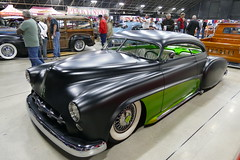 1949 Chevrolet DeLuxe (bballchico) Tags: 1949 chevrolet deluxe custom ivanarias suedepalace grandnationalroadstershow gnrs2017 carshow