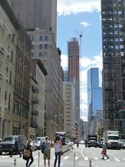 30 Park Place (skumroffe) Tags: nyc newyorkcity usa newyork building skyscraper construction unitedstates crane manhattan baustelle tribeca grua kran grue hirise kraan towercrane skyskrapa byggnad hghus lyftkran favellefavco turmdrehkran torenkraan turmkran gruatorre newyorkcrane byggkran 30parkplace tornkran grueatour