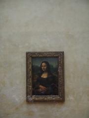 Mona Lisa, Musee de Louvre!