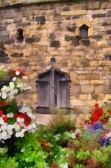 Clock Tower Morpeth (jordiknight) Tags: clocktower northumberland morpeth britaininbloom