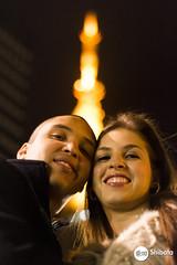 Ensaio Marina e Cadu (Carlos Shibata) Tags: brasil night ensaio couple sãopaulo marriage sp noite casamento casal grooms paulista avpaulista noturno noivos