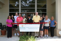 A Chauffeur For Hire Ribbon Cutting (Destin Chamber) Tags: for taxi driver service hire chauffeur designated a destinareachamberofcommerce