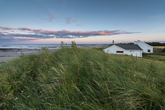 Low Hauxley - Northumberland (Callaghan69) Tags: uk sunset summer england holiday home grass clouds landscape evening coast seaside nikon scenery dunes scenic northumberland coastal northsea coastline northeast goldenhour amble d810 northumbrian nikond810 lowhauxley cokingndfilter tokina1735mmf4atxprofx