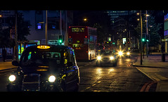 Photo of Ciematic London night