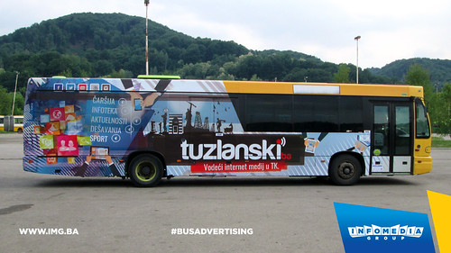Info Media Group - Tuzlanski.ba, BUS Outdoor Advertising, Tuzla 05-2015 (5)