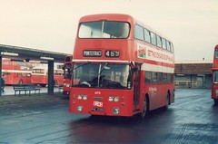 West Riding 670 (campaigner1010) Tags: wakefield busstation daimler fleetline westriding