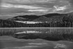 2015-07-Santanoni-054_flickr.jpg (RobMatthews) Tags: mist newyork fog lakes adirondacks newyorkstate santanoni greatcamps santonini campsantanoni lakenewcomb