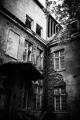 Lier Asylum (NoahMP1) Tags: old b urban abandoned norway canon eos urbanexploration exploration asylum vignette lier urbex buildingb mentalsykehus liermentalsykehus lierasylum eos700d