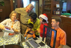 IMG_3677 (mohandep) Tags: shaffers bangalore families kavya kalyan anjana derek internet