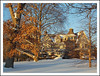 Ypsilanti's Historic Hutchinson House in Wintertime (sjb4photos) Tags: michigan washtenawcounty hutchinsonhouse winter ypsilanti