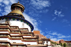 aR_TIBET_63 (Arnaud Rossocelo) Tags: tibet tibetan monk lhassa dalai lama potala stupa monastery temple buddha buddhism statue shigatse lake namtso yamdrok everest
