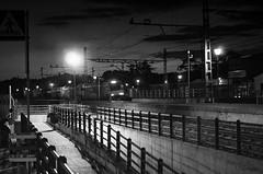 Cardedeu Station (Barcelona) (lanpart1) Tags: alcapone cardedeu railwaystation vallesoriental mistery noir hardboiled