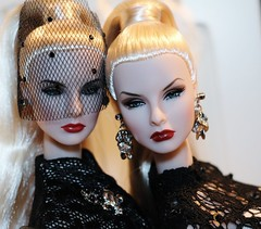 SM Agnes & Giselle (JennFL2) Tags: sm agnes giselle 2016 w club exclusive gift set integrity toys sister moguls mogul