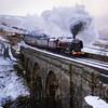 46229 AisGillViaduct 070184 img1198-1584a-a (Tony.Woof) Tags: lms 8p princess coronation 46229 duchess hamilton ais gill viaduct settle carlisle steam snow