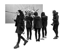 Au musée (Clydomatic) Tags: muséeunterlinden musée colmar hautrhin peinture visiteurs photographe