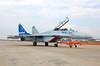 154 Blue Mikoyan Mig-35D (johnyates2011) Tags: moscow maks2007 zhukovsky 154blue mig mikoyan mig29 mikoyanmig29 russia