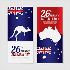 free vector Happy Australia Day 26 January Banners Cards Design (cgvector) Tags: 26 australia badge banner banners british calligraphic canberra celebration constitution country day democracy democratic design election empire festival flag flat freedom government grunge happy holiday honor independence island january justice kangaroo liberation nation national new ocean oceania old pacific patriot pattern peace poster religion sign state strength symbol typographic vector victory vintage white