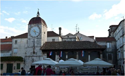 1242-IGLESIA DE SAN JUAN BAUTISTA EN TROGIR - CROACIA -