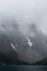 Rainclouds (synaesthesia24) Tags: landscape mountains clouds rain fog lake water morainelake valleyofthetenpeaks banffnationalpark alberta canada nature rockies rockymountains
