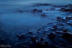 Ogmore (parry101) Tags: ogmore bridgend sunrise rise dawn blue blues south wales sea seas water ocean long exposure exposures rock rocks 10stop filter serene outdoor nature longexposure le