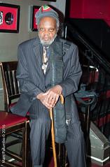 Henry Before the Show (Tempesto) Tags: henrygrimes ny manhattan newyork nyc newyorkcity margret 116east27thstreet jazzstandard marcpalumbo charliehadensliberationmusicorchestracarlabley nikond800 lexingtonave