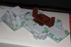 Leanorll Manor: Build Log (soccersnyderi) Tags: lego moc wip buildlog creation process walkthrough castle medieval manor wall design