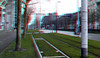 BLAAK Rotterdam 3D (wim hoppenbrouwers) Tags: blaak rotterdam 3d anaglyph stereo redcyan
