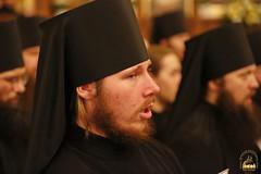 143. Nativity of the Lord at Lavra / Рождество Христово в Лавре 07.01.2017