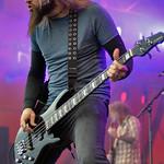 Troy Sanders of Mastodon @ 2011 Roskilde Festival thumbnail