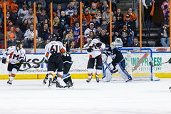 "Missouri Mavericks vs. Wichita Thunder, January 7, 2017, Silverstein Eye Centers Arena, Independence, Missouri.  Photo: John Howe / Howe Creative Photography • <a style=""font-size:0.8em;"" href=""http://www.flickr.com/photos/134016632@N02/32210093406/"" target=""_blank"">View on Flickr</a>"
