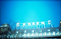 Essen (somekeepsakes) Tags: 2013 essen holga135 kodakelitechromeeb100 ruhrgebiet analog analogue crossprocessed deutschland europa europe film germany lomo plasticlens toycamera xpro