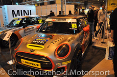 ASI 17 (156) MINI Challenge F56 (Collierhousehold_Motorsport) Tags: autosportinternational asi2017 asi17 autosportshow historic btcc f1 wec rally ovalracing actionarena stockcars autograss gt3 gt4 autosport2017 barc brscc msa msvr fia national international motorsport performancecarshow necarena rallycross brisca