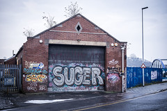 SUGER (pixelhut) Tags: bristol uk england southwest city urban feederroad graffiti streetart