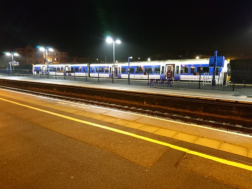 New Platform at Banbury