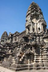 Angkor Wat (Alenius) Tags: angkor wat vat cambodia cambodja kambodja kampuchea asia temple ruin ruins asian temples ancient medieval lost civilization old siem reap