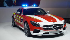 Mercedes-Benz AMG GT S KdoW (SurfacePics) Tags: auto show rescue car june juni racecar germany deutschland amazing fantastic europa europe great hannover exhibition vehicle firefighter messe 112 feuerwehr sportscar amg firebrigade fahrzeug tradefair showcar niedersachsen lowersaxony sportwagen 2015 fireservice blaulicht messegelnde interschutz rennwagen hannovermesse supersportwagen derrotehahn mercedesamggts interschutz2015