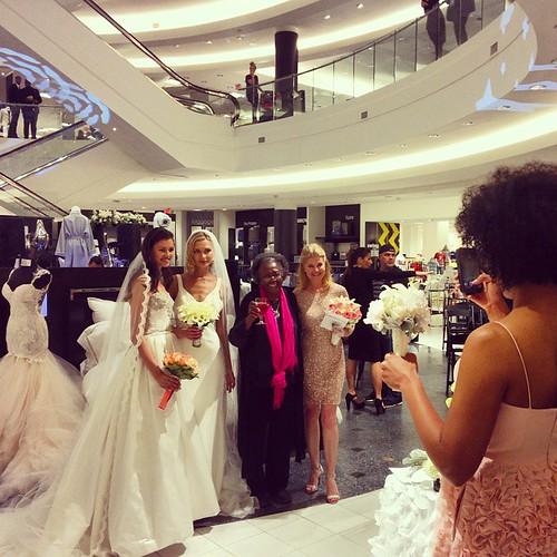 #bloomingdales #bridal #event