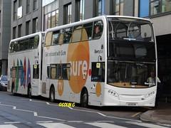 Libertybus 601 (Coco the Jerzee Busman) Tags: uk islands coach pointer nimbus ct solo jersey plus alexander dennis sr dart channel caetano enviro optare plaxton libertybus