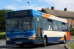 35249 PX56 CWP (Cumberland Patriot) Tags: west bus buses town floor pointer low north super ii cumbria northside depot service motor alexander dennis ltd dart cumberland cms 48 services stagecoach adl in slf workington cumbrian plaxton 35249 lillyhall px56cwp