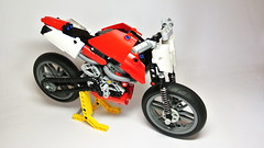 How to Build the Lego Technic Supermotard (hajdekr) Tags: motion race speed toy lego engine super supermoto motorbike help technic tip tips moto motorcycle vehicle instructions manual racers update motocross tutorial racer motard updated supermotard moc shockabsorber assemblyinstructions legotechnic myowncreation howtowebsitecategory