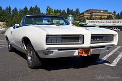 1968 Pontiac GTO (Cargolex) Tags: goat convertible pontiac gto lemans musclecar pontiacgto pontiaclemans carscoffee 1968gto hoodtach