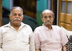 two generations (durgeshnandini) Tags: family india men home father husband males papa jaipur shailendra canoneos6d pushpendrakama