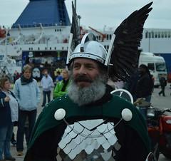 Guizer Jarl (DSC_4490) (AngusInShetland) Tags: carnival scotland midsummer shetland lerwick uphellyaa victoriapier guizerjarl olavharldsson lerwickcarnival callumyoungerreachfund lerwickmidsummercarnival carnivalneilrobertson