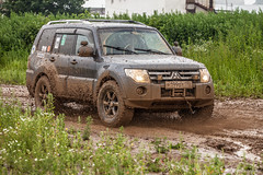 IMG_9230 (igolovach) Tags: auto road travel test car sport speed truck mos jeep mud offroad 4x4 russia outdoor rally pickup evolution automotive toyota vehicle trophy cherokee l200 mitsubishi pajero evo asx lanser mitsubishimotor mitsubishil200