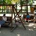 Ferencvárosi és Ferencváros testvérvárosaiból származó gyerkeek közös nyári tábora Balatonlellén. Ferencváros újság.