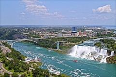 Niagara Falls 2015 (Sue90ca Another Pretty Good Getty Month :)) Tags: canon niagarafalls fromabove skylon 6d